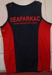Seapark Vest BACK