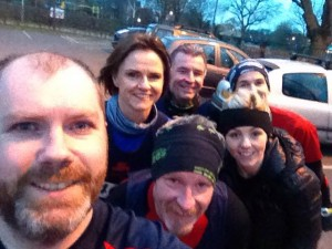 Queen's 5k group all