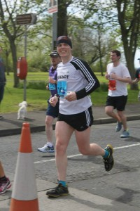 Belfast Marathon Brendan
