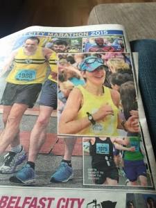 Belfast Marathon Gillian Barnhill paper edited