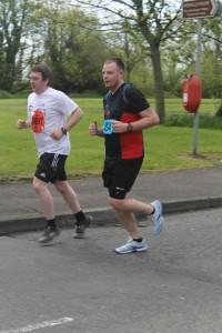 Belfast Marathon Johney Bell2