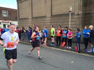 Belfast Marathon Robert