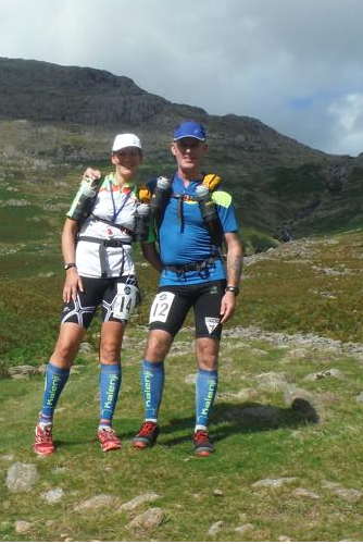 Cumbria Ultra Gillian and Gary