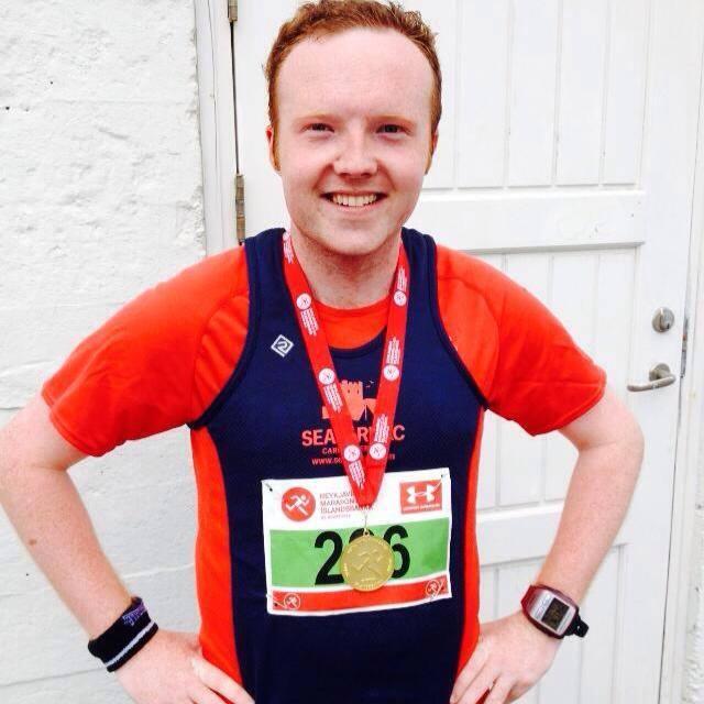 Hull Marathon - Gavin