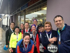 Seapark Charity Runners
