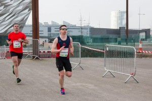 Richard Hetherington at Craic 10K